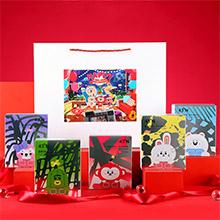 日本 北纬43度快乐大饼营蒸汽眼罩套盒(7片*5盒)