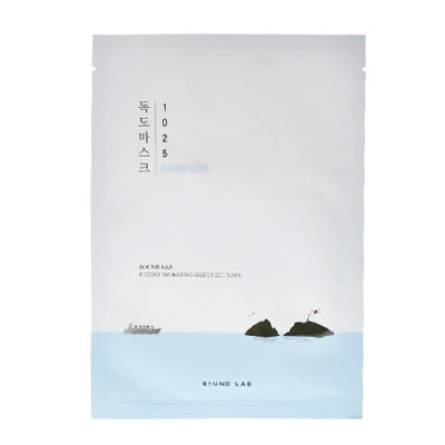 韩国roundlab 独岛补水保湿面膜(单片)