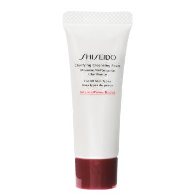 日本Shiseido 资生堂肌活焕采洁面膏/洗面奶(15ml)