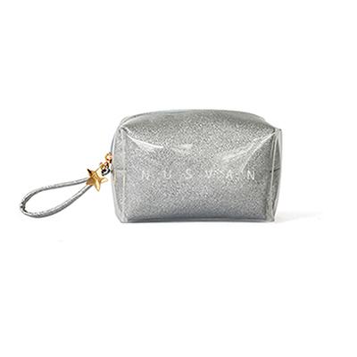 日本NUSVAN 星空化妆包(1个)小号-银色