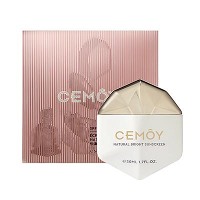 澳洲Cemoy 白月光防晒霜SPF50+(50ml)