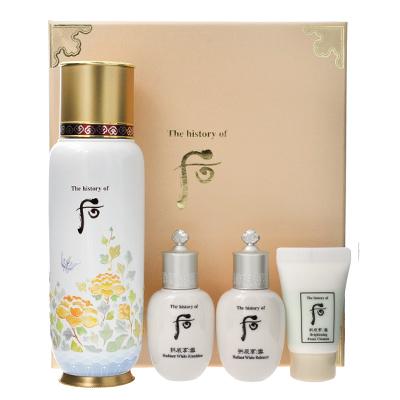 韩国whoo后 青花瓷限量循环秘贴精华液礼盒(买1送3)