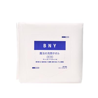 BNY 氨基酸干式泡泡卸妆洁面巾(30片)