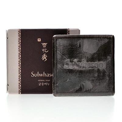 韩国雪花秀 宫中密皂(36g/50g)亮肤祛痘祛印去黑头皂-随机发