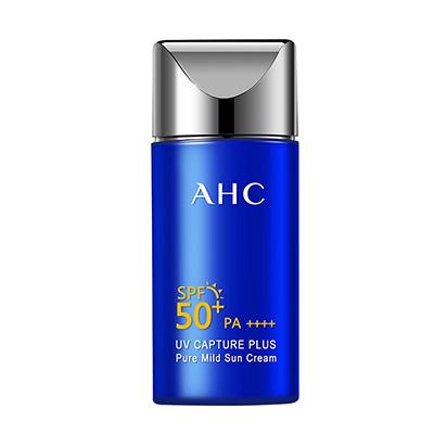 韩国AHC 小蓝瓶温和防晒霜SPF50+(50ml)