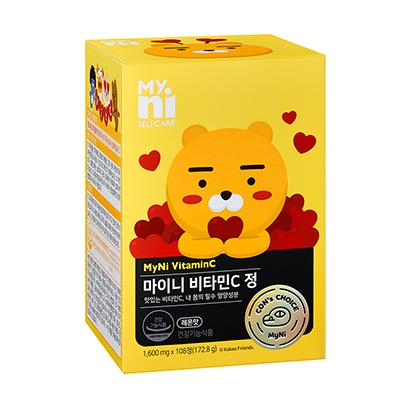 韩国日东 VC糖(1.6g*108粒)