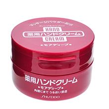 日本Shiseido 资生堂红色尿素深层滋养护手霜护足霜(100g)