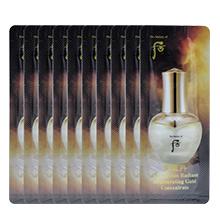 韩国whoo后 天气丹华泫黄金疗程安瓶精华(10袋)