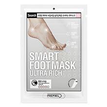 REPIEL 莉碧儿SMART FOOT MASK椰子油滋养护理足膜/脚膜(1对)