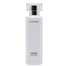 日本HABA 无添加主义润泽柔肤水/G露化妆水(180ml)敏感肌孕妇可用