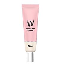 韩国Wlab 粉色妆前乳/隔离霜(35g)-随机发
