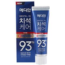 韩国爱茉莉 MEDIAN麦迪安93%抑制牙垢牙结石牙膏(120g)蓝色