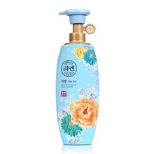韩国LG ReEn 睿嫣瑞香洗发水(500ml)蓝色中干性发质