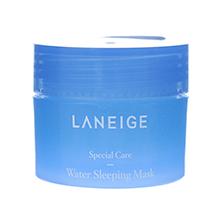 抢-Laneige 兰芝新升级锁水滋养睡眠面膜(15ml)超值中样-随机发