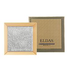 韩国Eldas 爱黛丝钻石气垫SPF50+(15g+15g替换装)21#亮白色