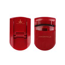 韩国AMORTALS 尔木萄便携卷翘睫毛夹(1个)红色