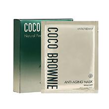 新西兰coco brownie虾青素冻龄小金片面膜(7片)