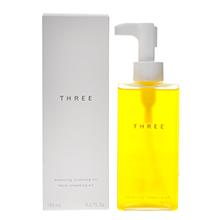 日本THREE 小三平衡卸妆油(185ml)新款