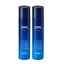 韩国AHC B5玻尿酸水乳2件套(140ml*2)