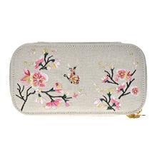 韩国雪花秀 梅花刺绣化妆包(1个)