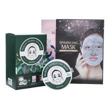 韩国SHANGPREE 香蒲丽绿公主升级螺旋全效合一眼膜限量套盒(买1送2)随机发
