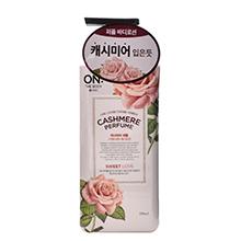 韩国LG 秀智代言 持久花香ON身体乳(400ml)粉色-随机发