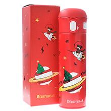 韩国杯具熊 2020圣诞系列成人杯保温杯(480ml)星球鹿-配礼袋