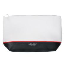 日本Shiseido 资生堂气质黑白化妆包(1个)