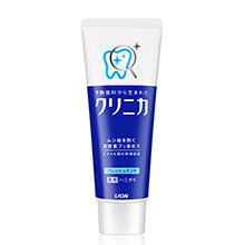 日本LION 狮王酵素除牙垢牙膏(130g)蓝管 超爽薄荷
