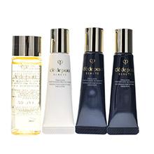 日本CPB 光采赋活系列4件套体验装(水30ml+乳液12ml*3)送化妆包
