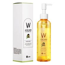 韩国Wlab 牛油果植物卸妆油(200ml)